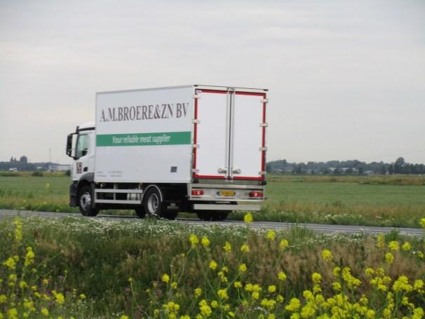 Mercedes-Benz Antos truck