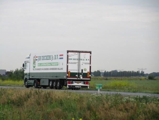 DAF XF tractor - Schmitz Cargobull