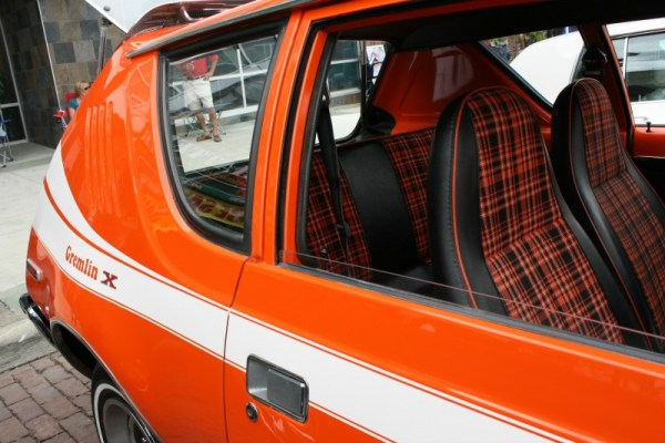 1977 AMC Gremlin X.
