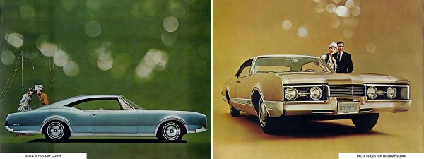 1967 Oldsmobile 88 brochure