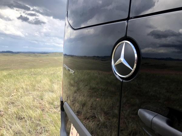 2019 Mercedes-Benz Sprinter 4x4