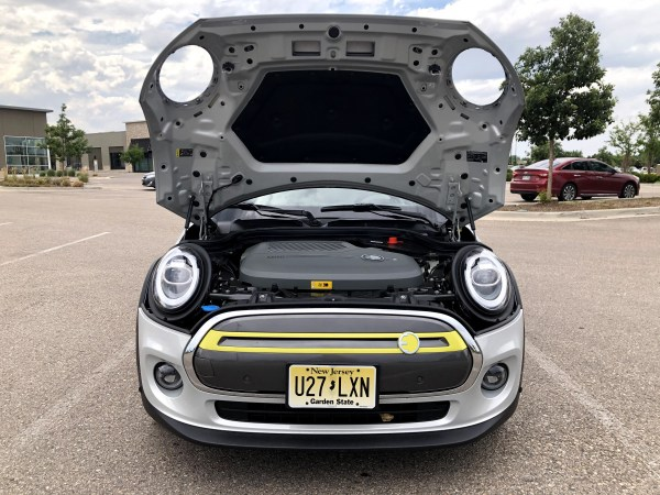 2020 MINI Cooper SE Hardtop Electric