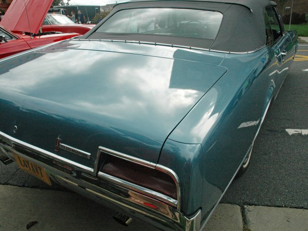1967 Oldsmobile Delmont 88 convertible rear