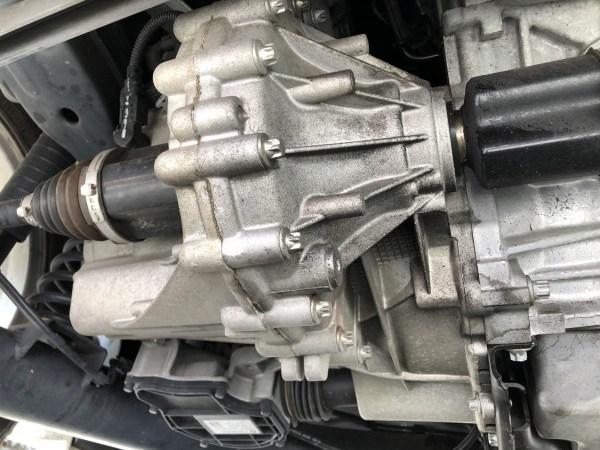 A smart car transmission