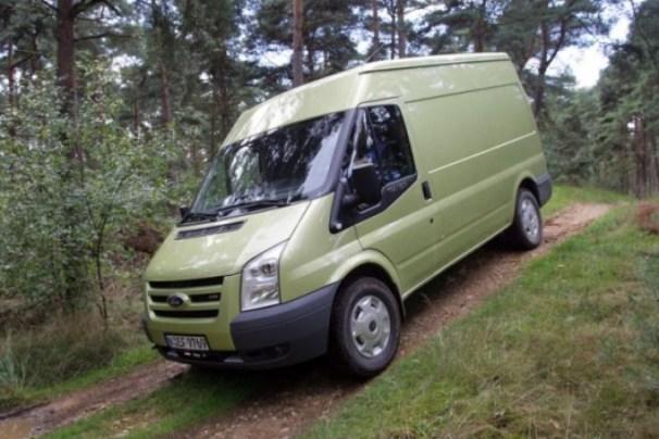 Ford Transit Mk7 AWD