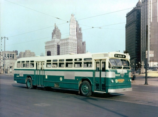 Twin Coach TC 52-S2P (Propane) in Chicago