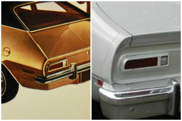 Ford Pinto & Maverick taillamps are the same.