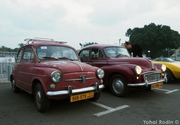 Fiat 600, Morris Minor