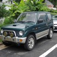 When I first saw this car from a block or so away, it looked like a familiar shape that was somehow distorted to appear smaller. Upon getting closer, I thought… […]