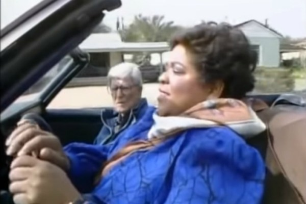 "Gimme A Break episode ""Nell's New Car"" / 1971 Oldsmobile Cutlass convertible / 11-23-1985"