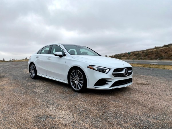 2020 Mercedes-Benz A220 4Matic Sedan