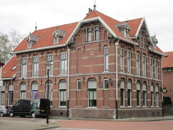 Former postal office