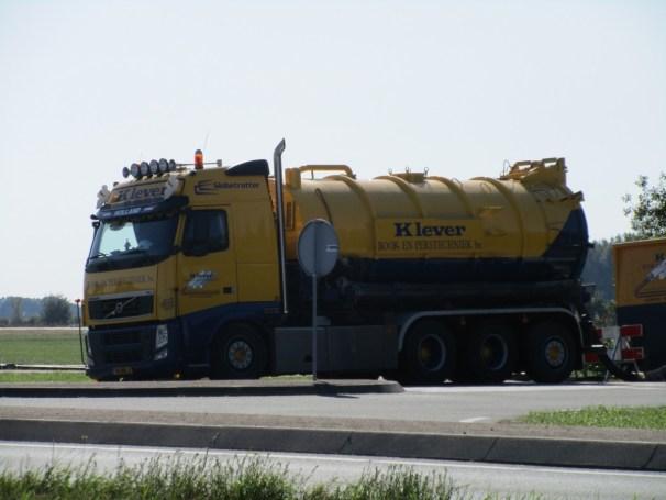 2012 Volvo FH Globetrotter Klever - 2