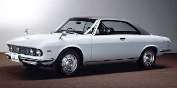 1969 Mazda Luce Coupe