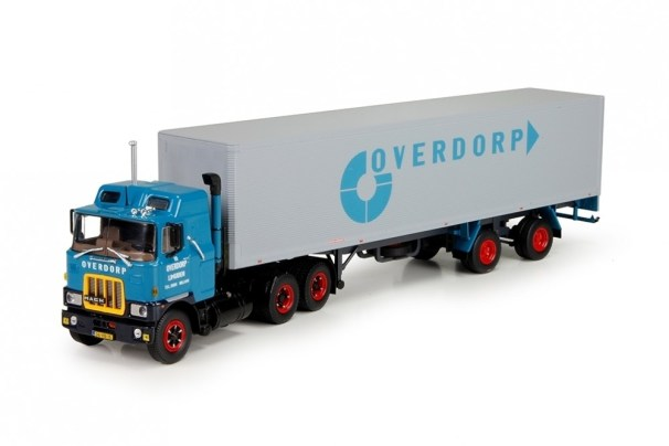 Tekno Mack Overdorp with semi-trailer - 1