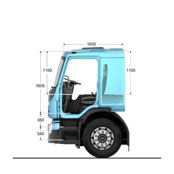 Volvo FE comfort cab