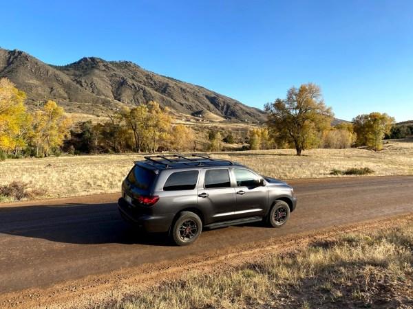 200 Toyota Sequoia TRD Pro