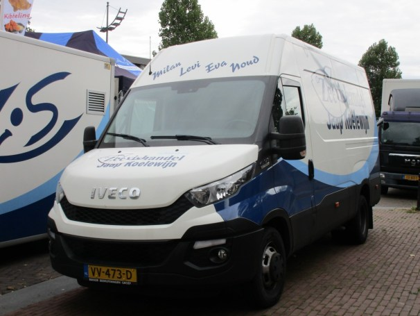 2016 Iveco Daily 40C17 - 2
