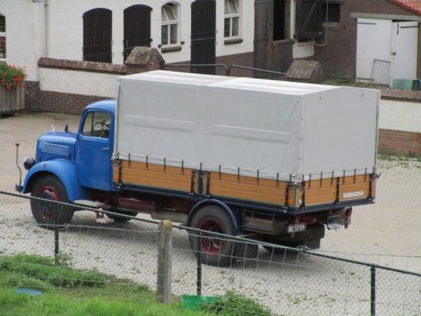 1958 Mercedes-Benz L312 Truck - 3