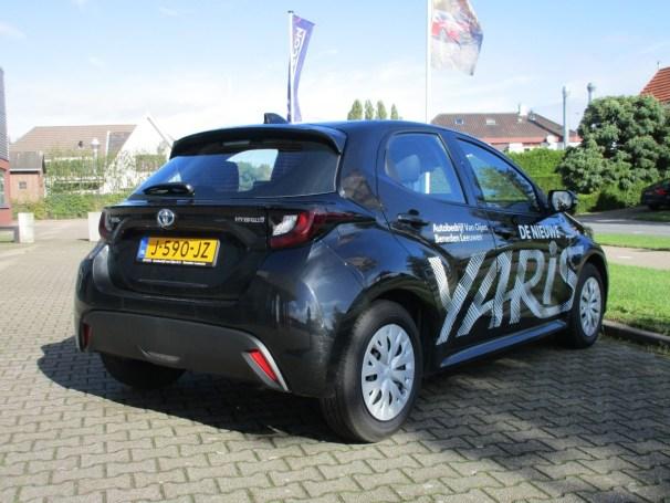 2020 Toyota Yaris 1.5 hybrid - 3