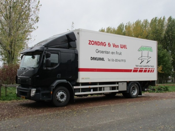 2013 Volvo FE 4x2 - 1