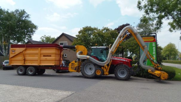 MF 7480 tractor - 3