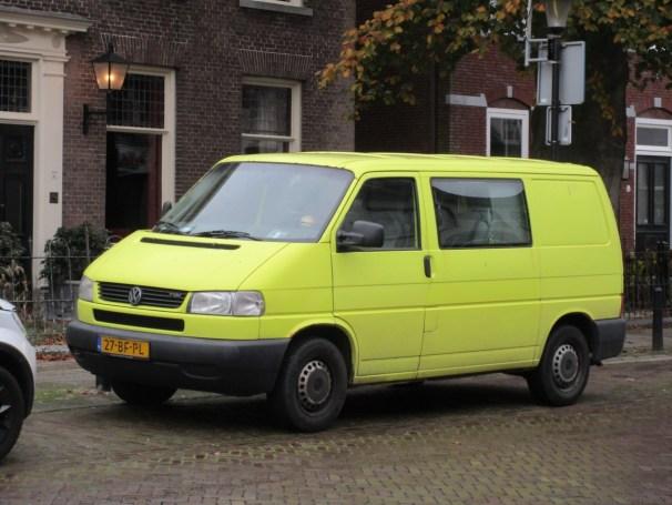 2002 VW T4 2.5 TDI - 1