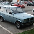Quite possibly some of this car looks vaguely familiar. Imagine now just one wheel at the front (and no wheel arches). Basically it's a Reliant Robin with an extra wheel. […]