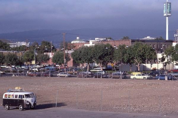 Jack London Square, Oakland California, 1984