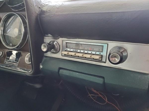 Studebaker Radio.