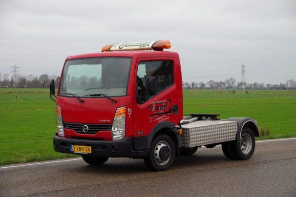 Nissan Cabstar tractor unit