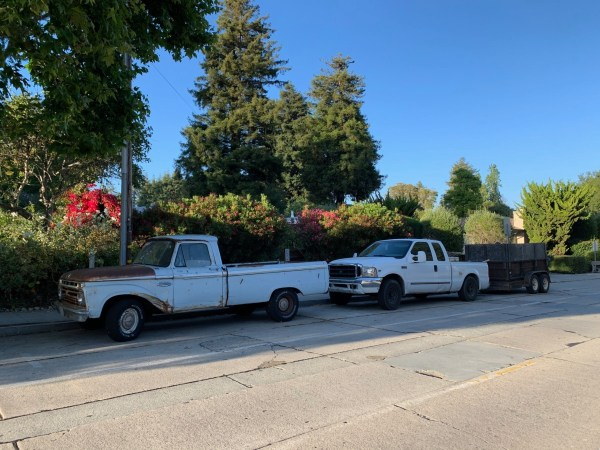 Ford pickups