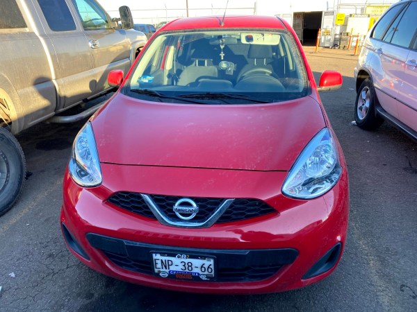2016 Nissan March