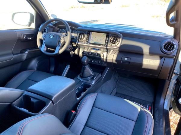 2021 Toyota Tacoma TRD Pro 4x4 DoubleCab