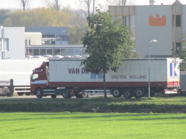Volvo FM 4x2 tractor - 1