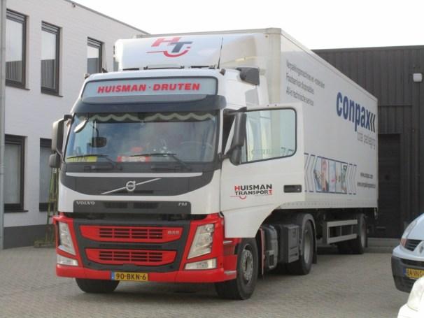 Volvo FM 4x2 tractor - 2