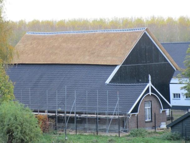 Farm house, job done - 2