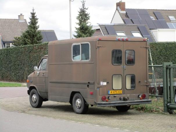 1986 Chevy G30 Hi-Cube Van - 3
