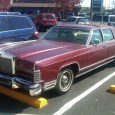 If there is a car that came out in the 1970's and retained its popularity as desirable daily transportation longer than these Lincolns of late in the decade, I don't […]