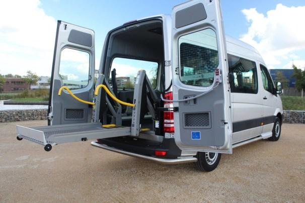 wheelchair-accessible van - 2