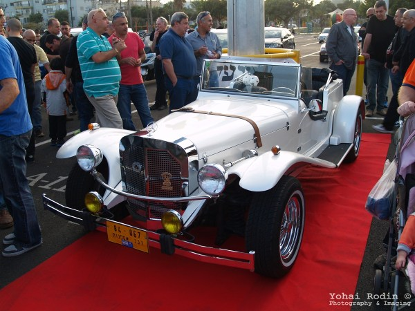 SSK Roadster Replica - Classic Motor Carriages Gazelle