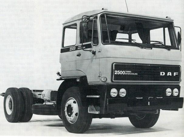 DAF 2500 t.i. 4x2