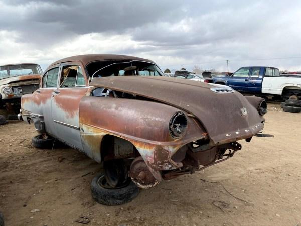 1954 DeSoto Firedome