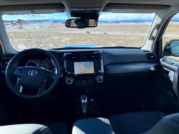 2021 Toyota 4Runner TRD Pro