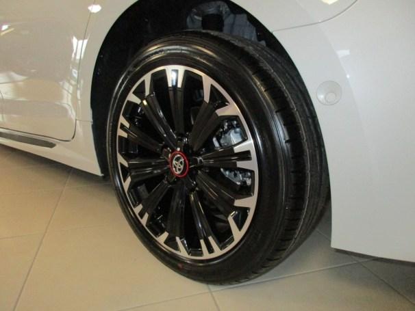 Corolla GR-Sport 17'' rim