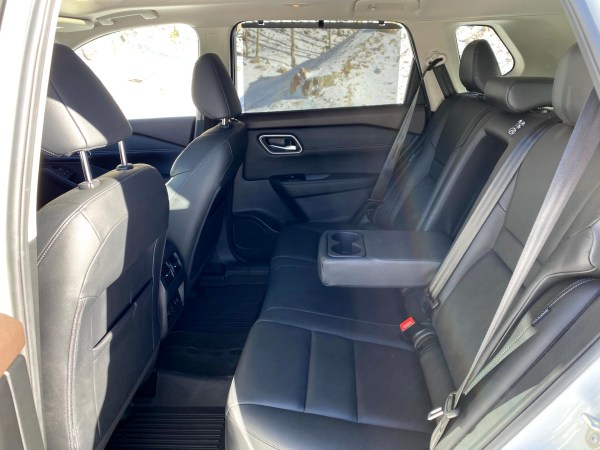 2021 Nissan Rogue SL AWD