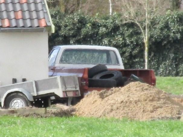 Chevy pickup - 5