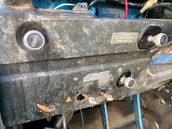 1974 Dodge W200 Sno-Fiter