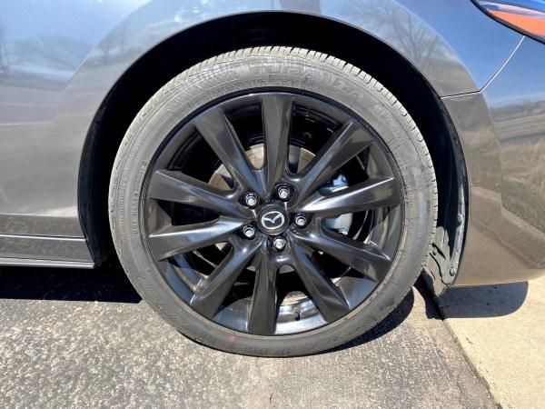 2021 Mazda 3 2.5 Turbo Premium Plus AWD
