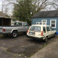 Suddenly it's…1986, or so, with two vintage vehicles in the driveway. The Tercel wagon is clearly the FWD version. But I can't tell if the Comanche is RWD or 4WD. […]
